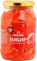 Имбирь Akura маринованный 450г