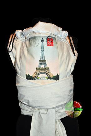 Май-слинг Романтичный Париж Citrus Sling, фото 2