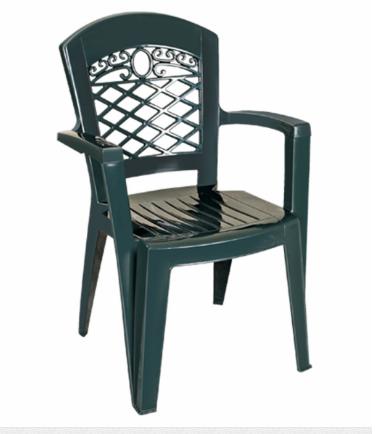 """Пластиковое кресло """"Elegant"""""""