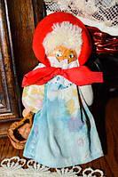 Коллекционная кукла,Красная шапочка! Германия!