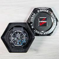 Брутальные мужские часы casio g-shock, часы касио