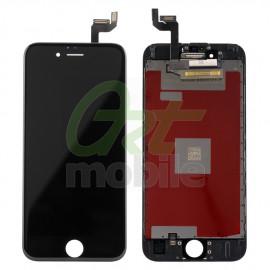 Дисплей для iPhone 6S + touchscreen, черный, копия высокого качества
