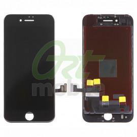 Дисплей для iPhone 7 + touchscreen, черный, копия высокого качества
