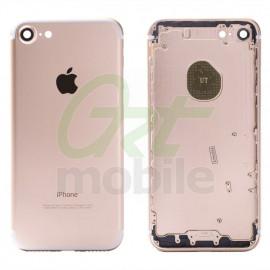Корпус для iPhone 7, золотистый