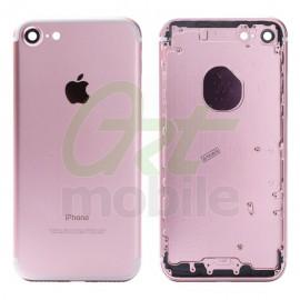 Корпус для iPhone 7, розовое золото
