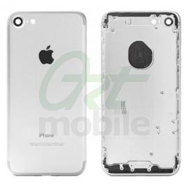 Корпус для iPhone 7, серебристый