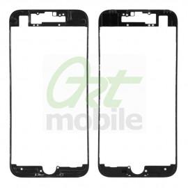 Рамка крепления дисплея для iPhone 7, черная