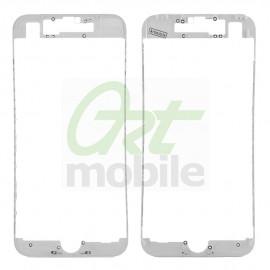 Рамка крепления дисплея для iPhone 7, белая