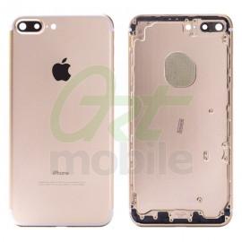 Корпус для iPhone 7 Plus, золотой
