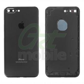 Корпус для iPhone 7 Plus, черный матовый, Black Matte