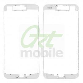 Рамка крепления дисплея для iPhone 7 Plus, белая