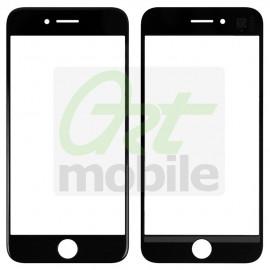 Стекло для iPhone 7 Plus, черное