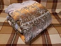 Одеяло из овечьей шерсти (бязь Gold) двуспальное 180*210см.