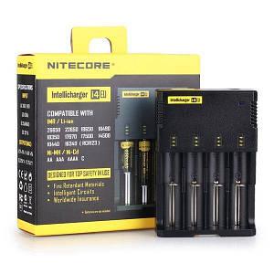 Зарядное устройство Nitecore I4