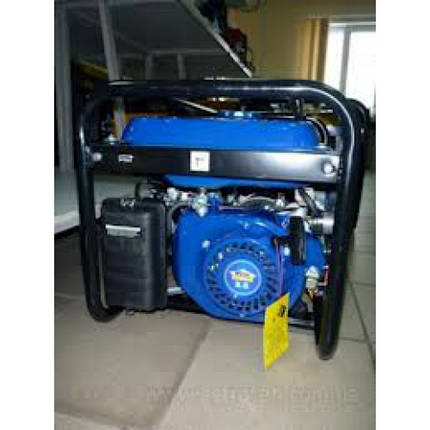 Бензиновий генератор WERK WPG 3000, фото 2
