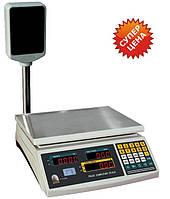 Весы торговые Днепровес ВТД-ЕД (F902H-15ED) до 15 кг, фото 1