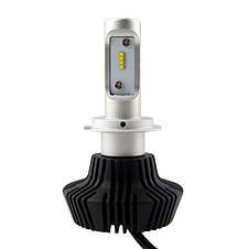 Автомобильные светодиодные лампы SIGMA S700  (H1, H3, H7, H11, H27), фото 2