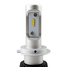 Автомобильные светодиодные лампы SIGMA S700  (H1, H3, H7, H11, H27), фото 3