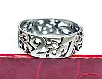 Шикарное стильное кольцо! Серебро,925*!