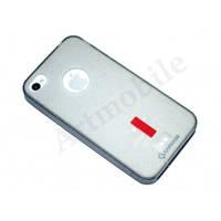 Чехол на iPhone 4, Capdase Soft Jacket 2 Xpose, черный бриллиант