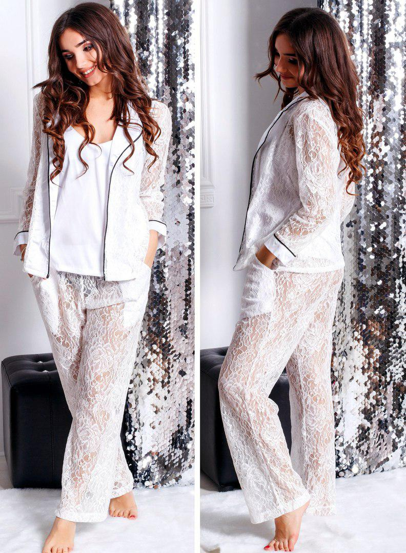 e7d39897b28 Женская пижама