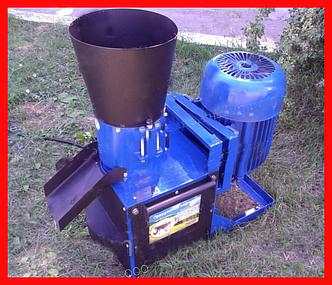 Гранулятор ОГП — 200 (200 кг/час) (С шкивами)