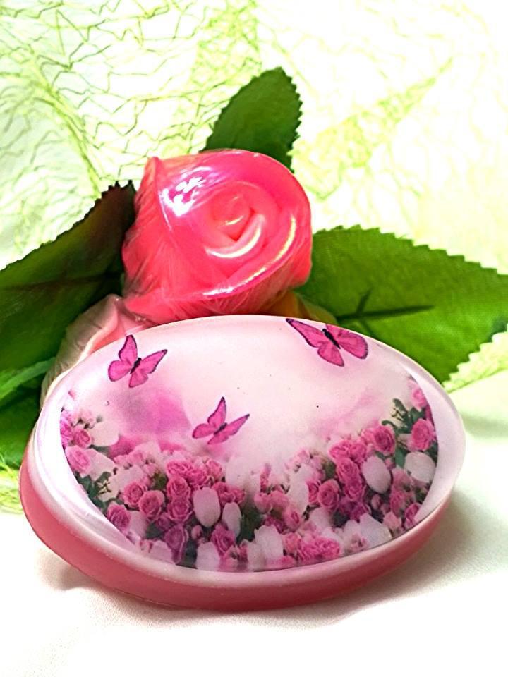 3555b66d8633 Глицериновое мыло ручной работы