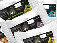 Дизайн и производство наклеек для упаковки / товаров