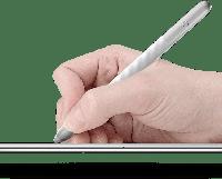 Huawei MatePen stylus silver white (серебристо белый) - Супер стилус для художников и дизайнеров!