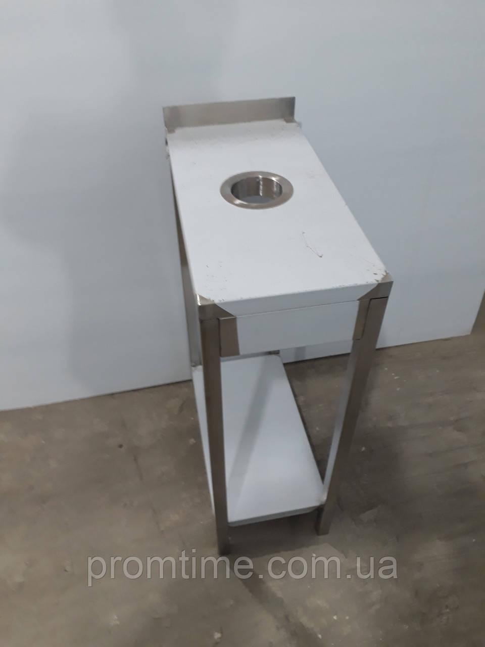 Стол для сбора отходов 300х600х850