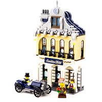 """Конструктор BRICK (LEGO) """"Отель"""" 628 деталей, 1127"""