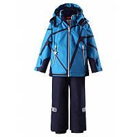 Комплект зимний (куртка+брюки на подтяжках) Reimatec Kiddo Grane  523113-6491. Размер 134.