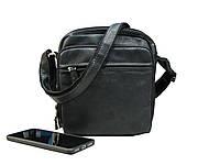 Стильная мужская сумка через плечо David Jones 8080, фото 1