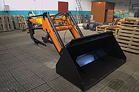 Погрузчик фронтальный быстросъемный НТ-4М