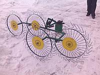 Грабли-ворошилки мотоблочные ТМ АРА (на 4 солнышка)