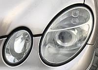 Фара передняя левая дорестайлинг Mercedes e-class w211