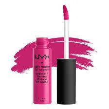 Матовый крем для губ NYX Soft Matte Lip Cream SMLC07 Addis Abbaba
