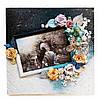 Оригинальный подарок на 8 марта Романтическая фоторамка Ручная работа
