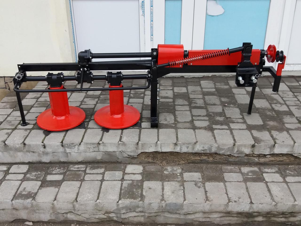 Косилка роторная КР-09М