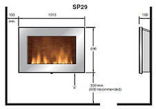 Электрокамин Dimplex SP29, фото 2