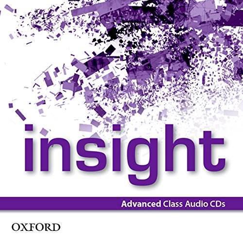 Insight Advanced Class CDs