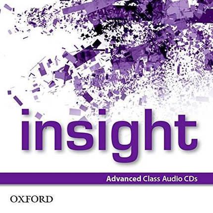 Insight Advanced Class CDs, фото 2
