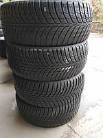Шины зимние б/у 225/50 R17 Bridgestone 6,5мм комплект