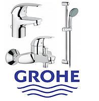 Набор смесителей GROHE Euroeco 123226