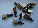 Кнопка с фиксацией PS-22F03 AL6824 для пультов Allen & Heath, фото 2