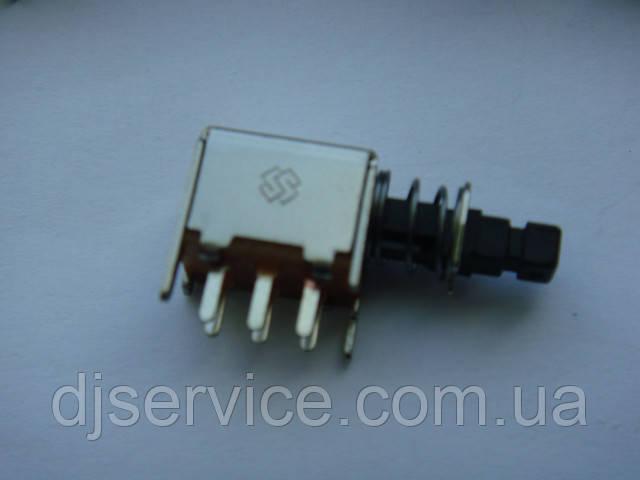 Кнопка с фиксацией PS-22F03 AL6824 для пультов Allen & Heath