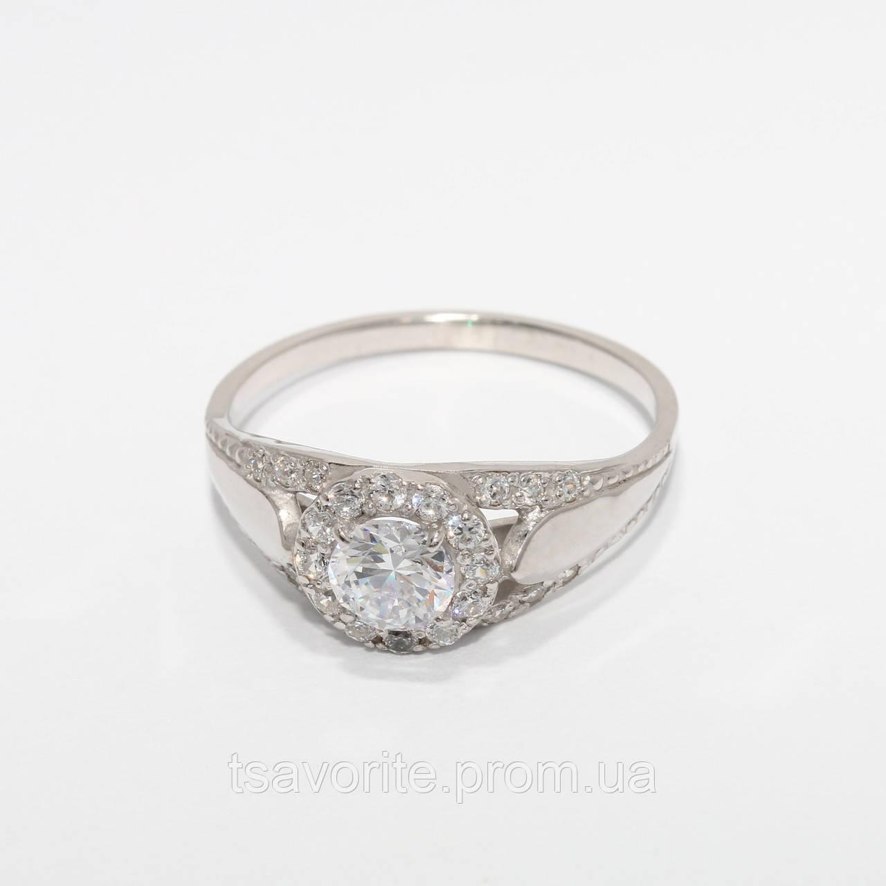 Серебряное кольцо 191КЮ
