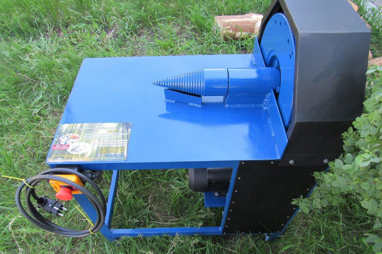 Дровокол ДК- 50 (без двигателя)