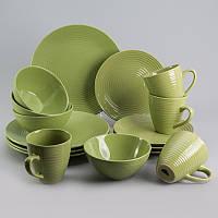 """Набор посуды """"Арбуз"""" 16 предметов"""