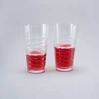 Комплект стаканов 2ед.